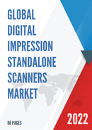 China Digital Impression Standalone Scanners Market Report Forecast 2021 2027