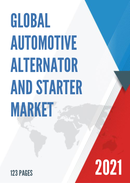 Global Automotive Alternator and Starter Market Size Manufacturers Supply Chain Sales Channel and Clients 2021 2027