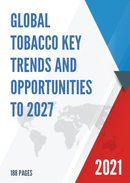 Global Tobacco Key Trends and Opportunities to 2027