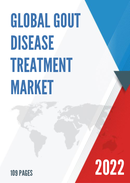 Global Gout Disease Treatment Market Size Status and Forecast 2021 2027