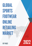Global Sports Footwear Online Retailing Market Size Status and Forecast 2021 2027