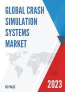 Global Crash Simulation Systems Market Size Status and Forecast 2021 2027