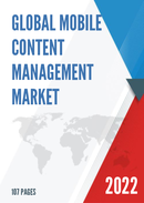 Global Mobile Content Management Market Size Status and Forecast 2021 2027
