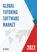Global Tutoring Software Market Size Status and Forecast 2021 2027