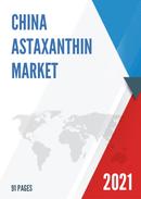 China Astaxanthin Market Report Forecast 2021 2027