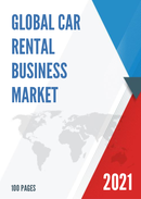 Global Car Rental Business Market Size Status and Forecast 2021 2027