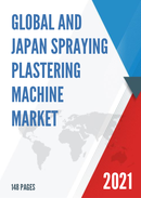 Global and Japan Spraying Plastering Machine Market Insights Forecast to 2027