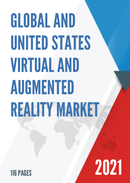 Global and United States Virtual and Augmented Reality Market Size Status and Forecast 2021 2027