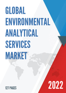 Global Environmental Analytical Services Market Size Status and Forecast 2021 2027