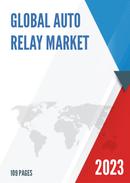 China Auto Relay Market Report Forecast 2021 2027