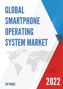 Global Smartphone Operating System Market Size Status and Forecast 2021 2027