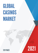 Global Casinos Market Size Status and Forecast 2021 2027