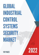 Global Industrial Control Systems Security Market Size Status and Forecast 2021 2027