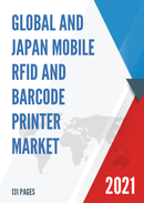 Global and Japan Mobile RFID and Barcode Printer Market Insights Forecast to 2027