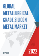 Global and Japan Metallurgical Grade Silicon Metal Market Insights Forecast to 2027