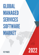 Global Managed Services Software Market Size Status and Forecast 2021 2027