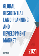 Global Residential Land Planning And Development Market Size Status and Forecast 2021 2027