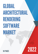 Global Architectural Rendering Software Market Size Status and Forecast 2021 2027