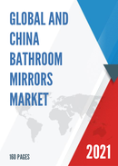 Global and China Bathroom Mirrors Market Insights Forecast to 2027