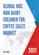 Global NDC Non dairy Creamer for Coffee Sales Market Report 2021