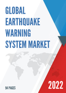 Global Earthquake Warning System Market Size Status and Forecast 2021 2027