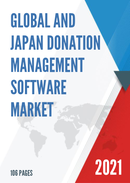 Global and Japan Donation Management Software Market Size Status and Forecast 2021 2027