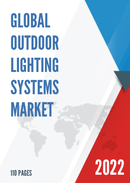 Global and China Outdoor Lighting Systems Market Insights Forecast to 2027