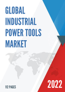 Global Industrial Power Tools Market Size Manufacturers Supply Chain Sales Channel and Clients 2021 2027