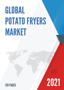 Global Potato Fryers Market Size Manufacturers Supply Chain Sales Channel and Clients 2021 2027