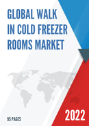 Global Walk In Cold Freezer Rooms Market Size Status and Forecast 2021 2027