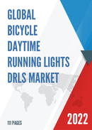 Global and Japan Bicycle Daytime Running Lights DRLs Market Insights Forecast to 2027