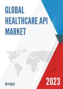 Global Healthcare API Market Size Status and Forecast 2021 2027