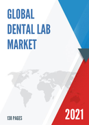 Global Dental Lab Market Size Manufacturers Supply Chain Sales Channel and Clients 2021 2027