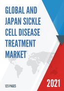 Global and Japan Sickle Cell Disease Treatment Market Size Status and Forecast 2021 2027