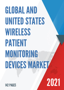 Global and United States Wireless Patient Monitoring Devices Market Insights Forecast to 2027