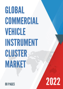Global and Japan Commercial Vehicle Instrument Cluster Market Insights Forecast to 2027