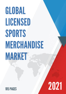 Global Licensed Sports Merchandise Market Size Status and Forecast 2021 2027