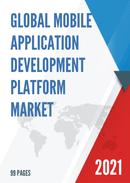 Global Mobile Application Development Platform Market Size Status and Forecast 2021 2027