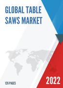 Global Table Saws Market Size Manufacturers Supply Chain Sales Channel and Clients 2021 2027