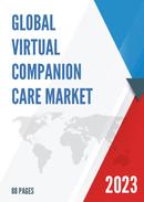 Global Virtual Companion Care Market Size Status and Forecast 2021 2027