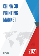 Global 3D Printing Market Size Manufacturers Supply Chain Sales Channel and Clients 2021 2027
