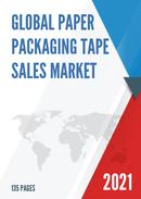 Global Paper Packaging Tape Sales Market Report 2021