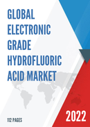 Global Electronic Grade Hydrofluoric Acid Market Size Manufacturers Supply Chain Sales Channel and Clients 2021 2027