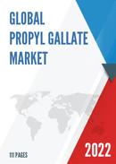 Global Propyl Gallate Market Size Manufacturers Supply Chain Sales Channel and Clients 2021 2027