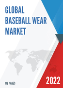 Global and Japan Baseball Wear Market Insights Forecast to 2027