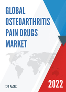 Global Osteoarthritis Pain Drugs Market Size Manufacturers Supply Chain Sales Channel and Clients 2021 2027