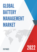 Global Battery Management Market Size Status and Forecast 2021 2027
