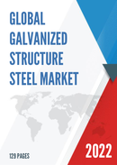 Global Galvanized Structure Steel Market Size Manufacturers Supply Chain Sales Channel and Clients 2021 2027