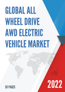 Global and China All Wheel Drive AWD Electric Vehicle Market Insights Forecast to 2027