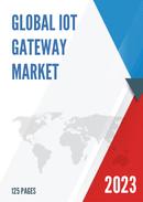 Global IoT Gateway Market Size Status and Forecast 2021 2027